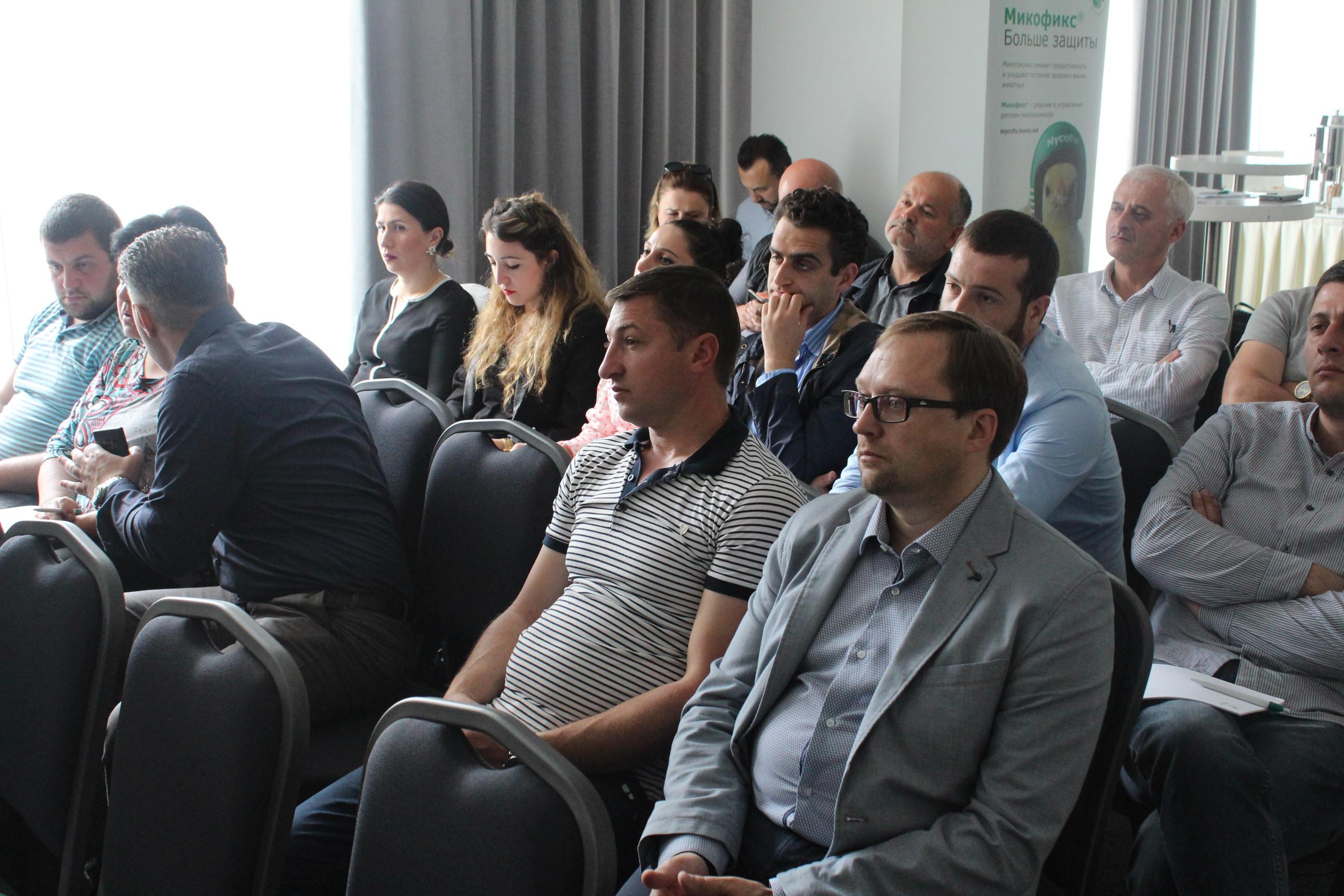 Совместный семинар Ceva и Invet Group