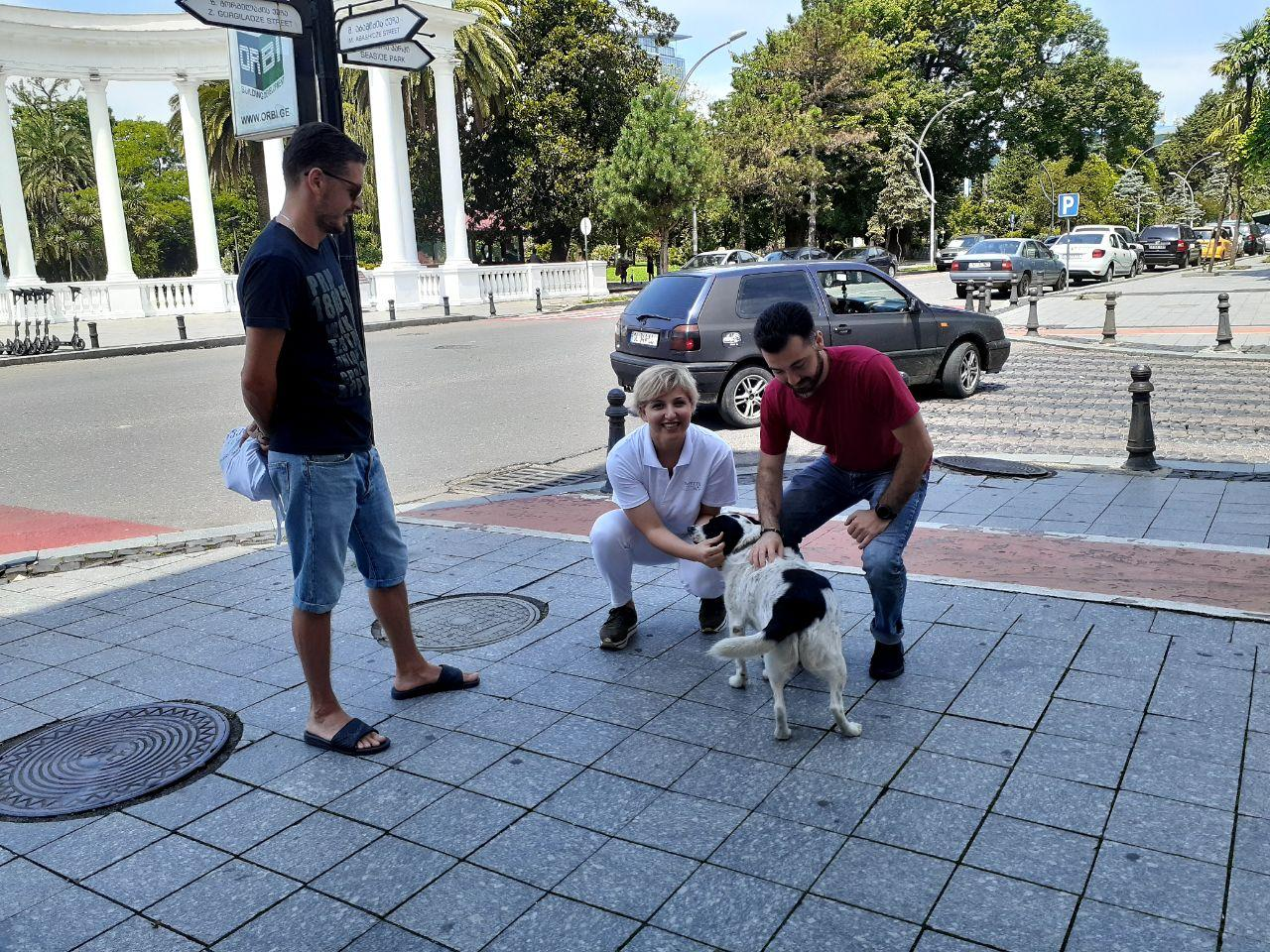 """Invet Group visited the well-known dog """"Kupata"""""""